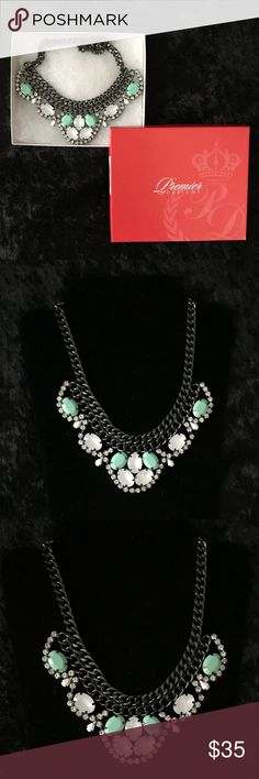🎀OK LADIES! Here it is.. PASTEL PERFECTION!🎀 NWT! Premier Designs GORGEOUS Pastel Perfection Necklace is guaranteed to turn heads! Perfect for this up & coming summer! Premier Designs Jewelry Necklaces