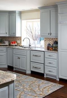 magnetic gray kitchen - Google Search