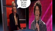 the voice brasil com sam alves - YouTube