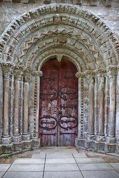 Iglesia de Vilar de Donas   Lugo