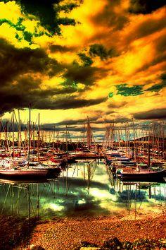 Howth Harbour-Dublin