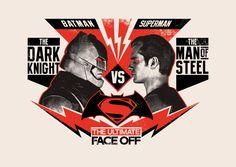 Batman v. Superman.   #batmanvsuperman   #kurttasche  #successwithkurt