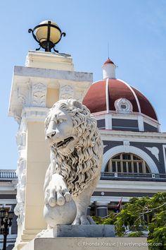 Parque Marti- Cienfuegos, Cuba