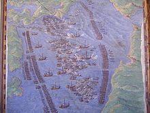 Battle of Lepanto - 1571 Republic of Venice V Ottoman Caliphate