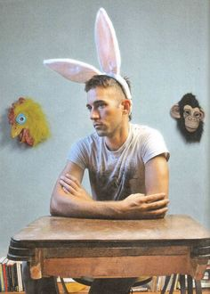 Sufjan Stevens would perform because 1) his live shows are super fun and 2) he's a dreamboat