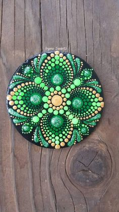 Check out this item in my Etsy shop https://www.etsy.com/listing/595795107/mandala-wood-magnet-handpainted-wood