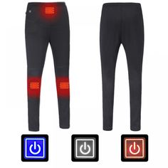 Women Winter USB Electric Heated Thermal Pants //Price: $39.40 & FREE Shipping //     #outfit #cute #stylish