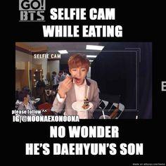 Like Father Like Son | allkpop Meme Center