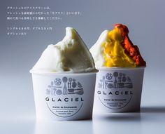 glace - アントルメグラッセ・生グラス(生アイス)専門店GLACIEL(グラッシェル)
