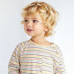 15 Stylish Toddler Boy Haircuts for Little Gents When choosing a haircut for your toddler, it's important to consider his hair type, personality and style. These are the best toddler boy haircuts to know. Boy Haircuts Short, Toddler Haircuts, Little Boy Haircuts, Haircut Short, Haircuts For Toddlers, Boys Curly Haircuts Kids, Cute Toddler Boy Haircuts, Layered Haircuts, Boy Braids Hairstyles