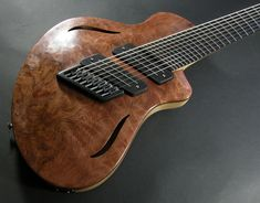 Myka Guitars...2011 Scorpion #121