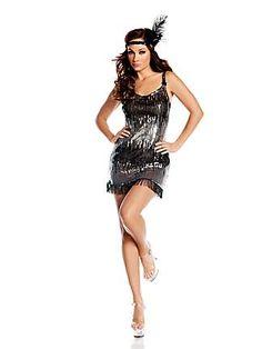 cute flapper dress