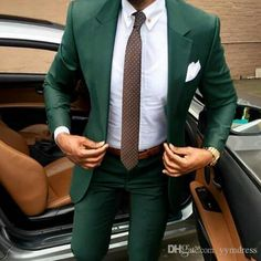 2020 Latest coat pants designs Brown men suit Slim fit elegant tuxedos Wedding business party dress Summer jacket+pants Costume Slim, Tuxedo Coat, Groom Tuxedo, Tommy Hilfiger, Groomsmen Tuxedos, Slim Fit Tuxedo, Vest And Tie, Brown Suits, Black Suits