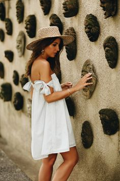 #OOTD: Lovely Pepa Plays in Paradise #RueNow