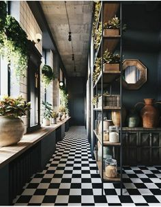Ways To Get The Most Out Of Your Home Urban Industrial Decor The amount of home improvement resources available can be a bit overwhelming. Interior Exterior, Home Interior Design, Exterior Design, Interior Architecture, Interior Decorating, Küchen Design, Rustic Design, House Design, Garden Design