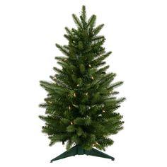 Vickerman Frasier Fir Dura-Lit Pre-lit Christmas Tree - A890736
