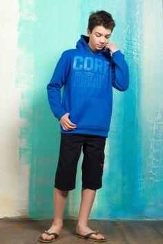 Chandail et bermudas #mode #modechoc #fashionkids #confort #boys #summer #spring #hoodie