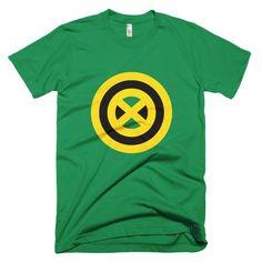 Captain Jamaica - Short sleeve men's t-shirt