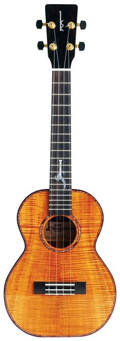 "Kamaka ""Jake"" Tenor Ukulele #LardysWishlists ~ https://www.pinterest.com/lardyfatboy/ ~"