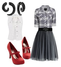 """""""Untitled #19"""" by scottishraven on Polyvore featuring Rails, Chicwish, Boohoo, Bling Jewelry and maurices"""