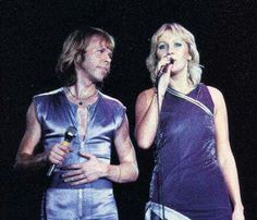 Anna and Björn