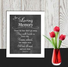 Popular items for memorial table on Etsy