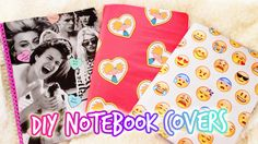 Hellomaphie: DIY Tumblr Notebook ♡ Back to School || include overlays  this is a must-have for you tumblr kawaii grunge 90s kids out there.