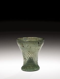 #Medieval #Glass: #Beaker, 1475-1499 | Corning Museum of Glass
