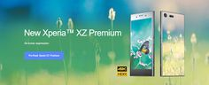 Sony launches its premium version of Sony Xperia XZ Premium for Rs.59,990/-