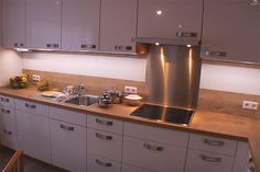 kuchenruckwand holz kuchenspiegel tipps, 8 besten küchenspiegel rückwand herd bilder auf pinterest | home, Design ideen
