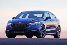 2019 Ford Fusion Sports Concept and Review - Car Rumor