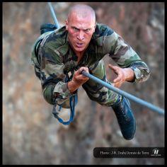 """""""C'est par le dépassement de soi que l'on devient un homme"""" Antoine de Saint Exupéry ~ French Foreign Legion"""