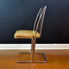 RARE Vintage Daystrom Cantilever Chrome Chair by ThoughtCakeLiving