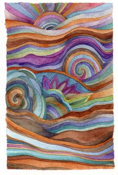 watercolor - Megan Noel