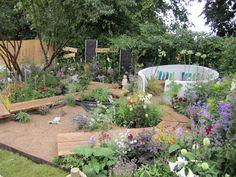 This Is Me - a garden for dyslexia