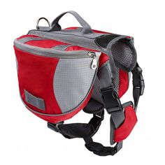 Woo Woo Pets Practical Soft-Sided Travel Carrier Large Size Dog Backpack Outdoor Rucksack Hanging Knapsack for Outside Travelling with No Leash Include *** Read more reviews of the product by visiting the link on the image. (This is an affiliate link) #Dogs