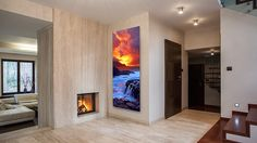 Peter Lik photography in Homes: 20