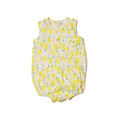 Shop for the Egg Lemon Bubble Romper. Outfits made for playtime. Explore our selection of high-quality baby & toddler clothes.