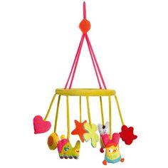 #Babymobile #movil #infantil #bebes #pooki #carrusel #cuna #cradle http://sapaburu.com/tienda/?s=pooki&post_type=product