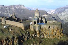 Visiting the Caucasus: Georgia, Armenia and Azerbaijan | Katie Aune