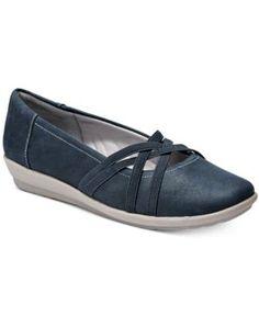 139b77e33fba Easy Spirit Aubree Flats   Reviews - Flats - Shoes - Macy s