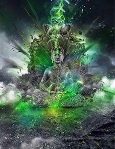 Green Buddah ! #HealthQuotes