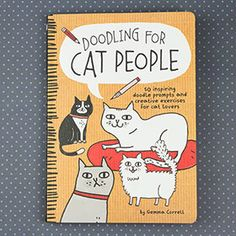 Doodling For Cat People: Item number: 3440418487 Currency: GBP Price: GBP9.95