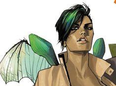 alana saga wings - Google Search