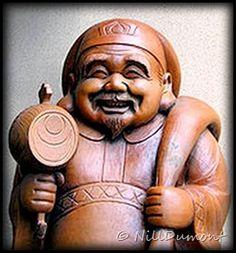 Vila Dumont: Daikoku-Sam – O Deus da Fortuna – Amuleto - Hoje eu gostaria de apresentar uma outra doutrina super em alta, desde os primórdios até hoje em dia. Vamos falar de um fantástico amuleto, o Daikoku-Sam: