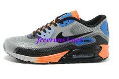 buy online df8ef b1aa9 aB6Hf0 Nike Air Max Lunar90 Carbon Black Wolf Grey Fresh Orange 631744 104