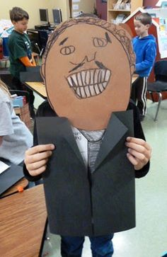 Tunstall's Teaching Tidbits: Winter Art Projects with Writing. Directed Draw MLK!