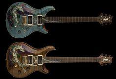 PRS Dragon Private Stock 30 aniversario | Guitarristas.info