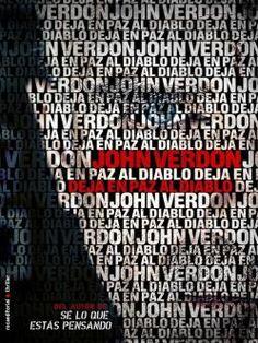 Deja en paz al Diablo John Verdon