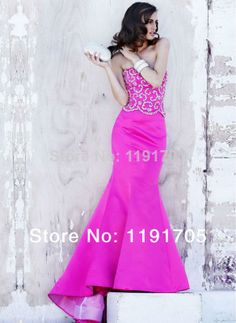 Sherri Hill dresses are designer gowns for television and film stars. Find out why her prom dresses and couture dresses are the choice of young Hollywood. Tight Prom Dresses, A Line Prom Dresses, Beautiful Prom Dresses, Mermaid Prom Dresses, Prom Dress Couture, Prom Dress 2014, Dresses 2013, Beaded Evening Gowns, Mermaid Evening Gown